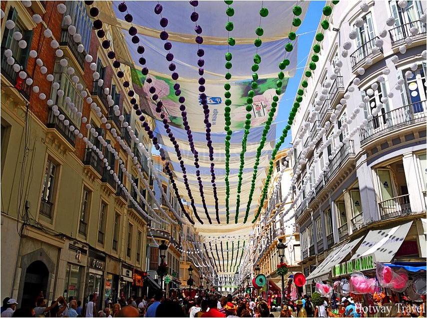 Отдых в Испании в августе праздник2