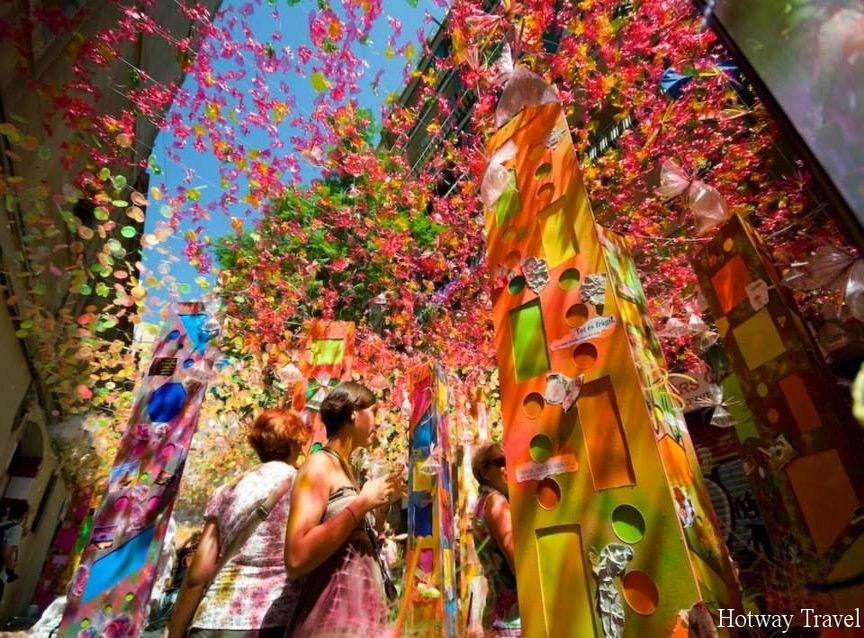 Отдых в Испании в августе праздник5