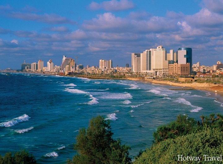 Отдых в Израиле в сентябре море