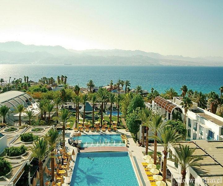 Отдых в Израиле в сентябре отель1