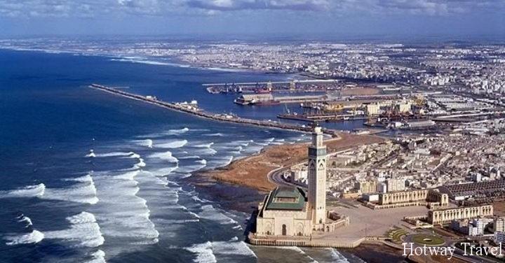 Отдых в Марококл в августе Касабланка