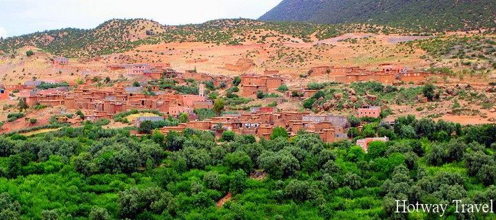 Отдых в Марококл в августе берберы