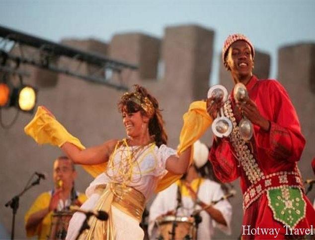 Отдых в Марококл в августе фест