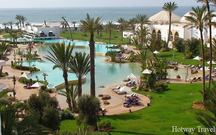 Отдых в Марококл в августе отель