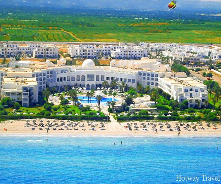 Отдых в Тунисе в августе отель 22