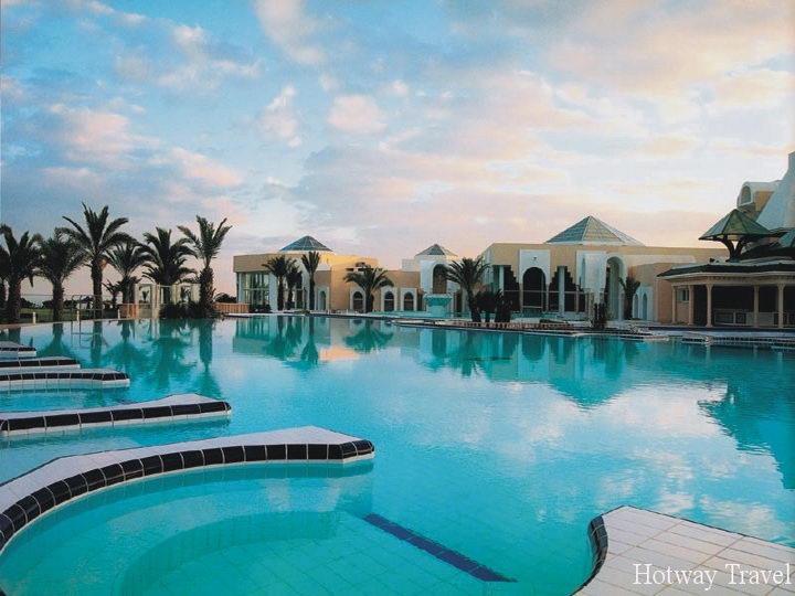 Отдых в Тунисе в августе отель