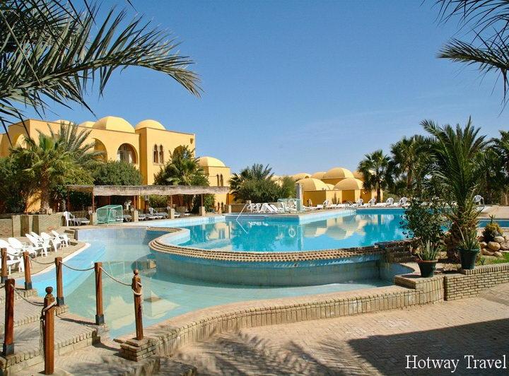 Отдых в Тунисе в августе отель1