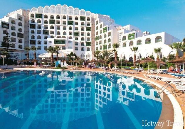 Отдых в Тунисе в августе отель2