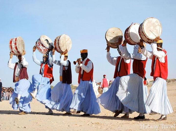 Отдых в Тунисе в августе праздник