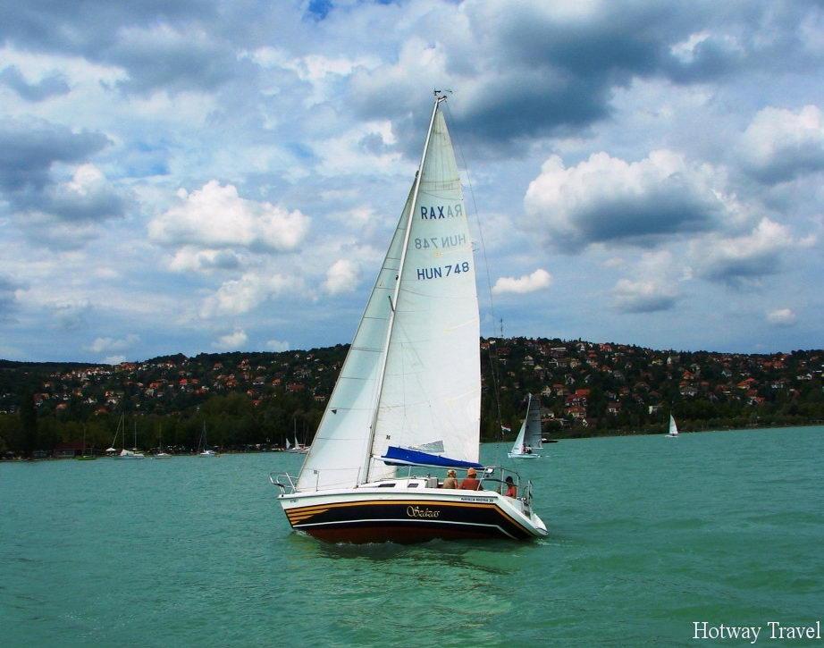 Отдых в Венгрии в августе Балатон1