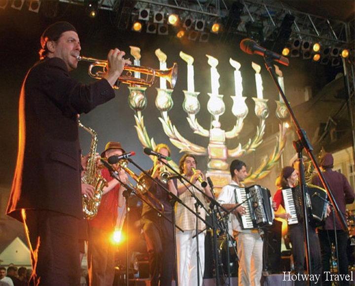 Отдых в Венгрии в августе Фестиваль еврейской