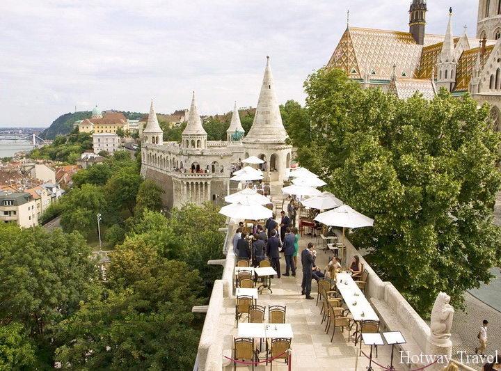 Отдых в Венгрии в августе ресторан