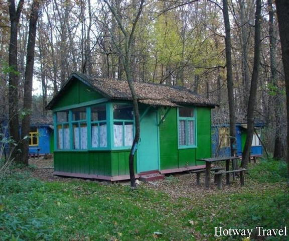 База отдыха Квазар-Рось