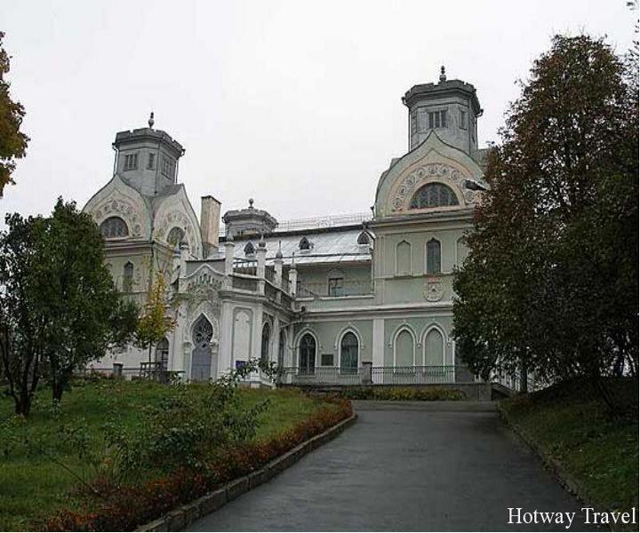 Дворец Лопухиных-2