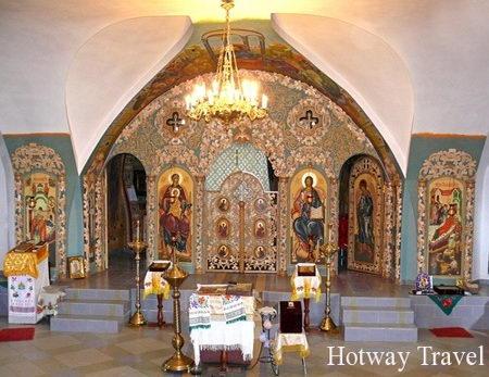 Двухпрестольный храм Рождества Иоанна Крестителя и Всех Святых в земле Черкасской Просиявших