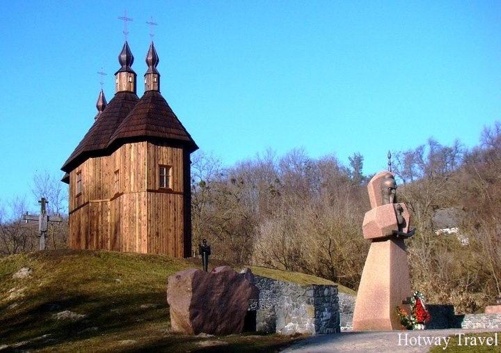 козацька-церква. могила Подковы