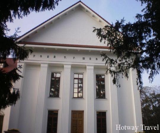 музей имени шевченко канев