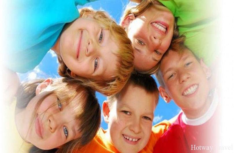 тур в Черкассы отдых с детьми