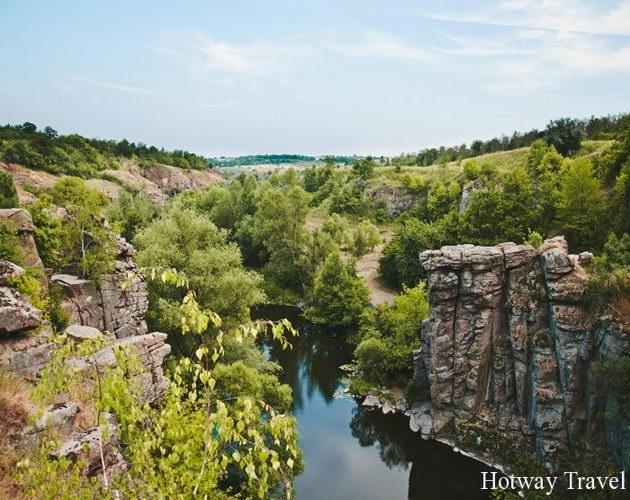 тур в Черкащину-курорт «Вита Парк Аквадар»
