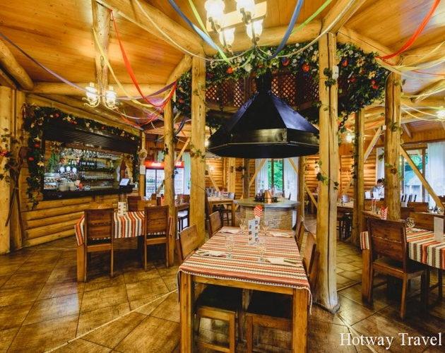 тур в Черкащину курорт «Вита Парк Аквадар»