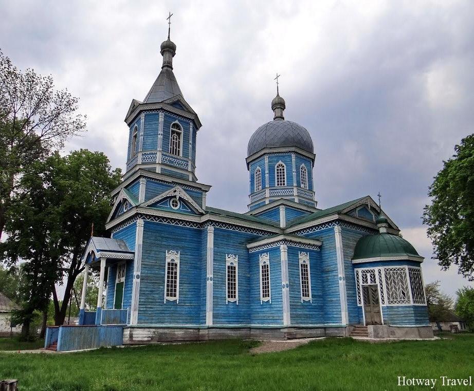 церковь св. Прасковьи