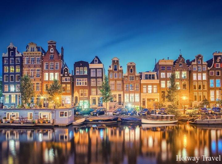 Отдых в Нидерландах в сентябре 2015