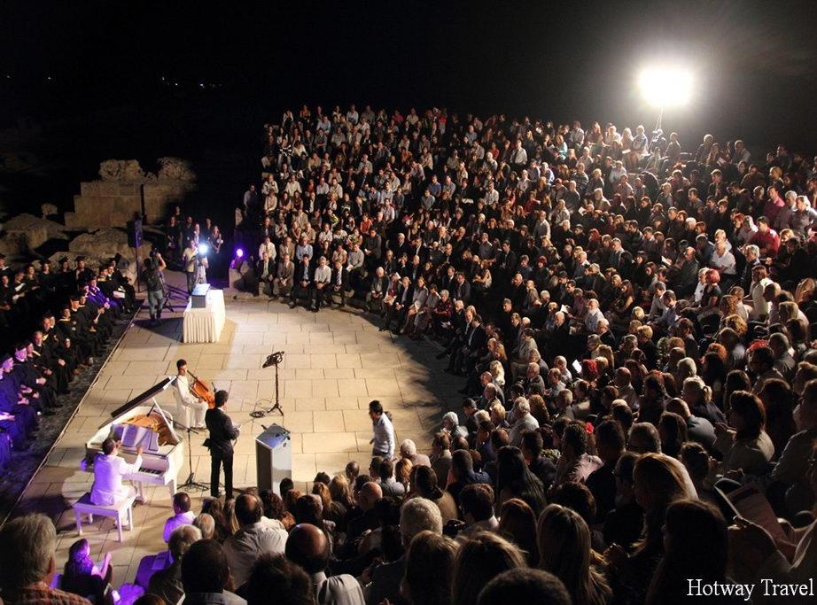 Отдых на Кипре в сентябре фест