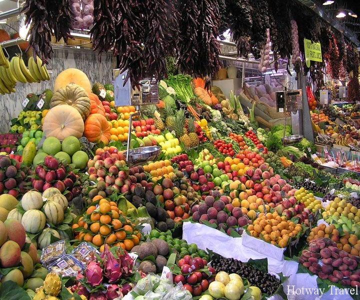 Отдых на Кипре в сентябре фрукты
