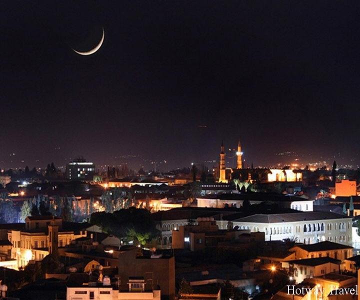 Отдых на Кипре в сентябре вечер