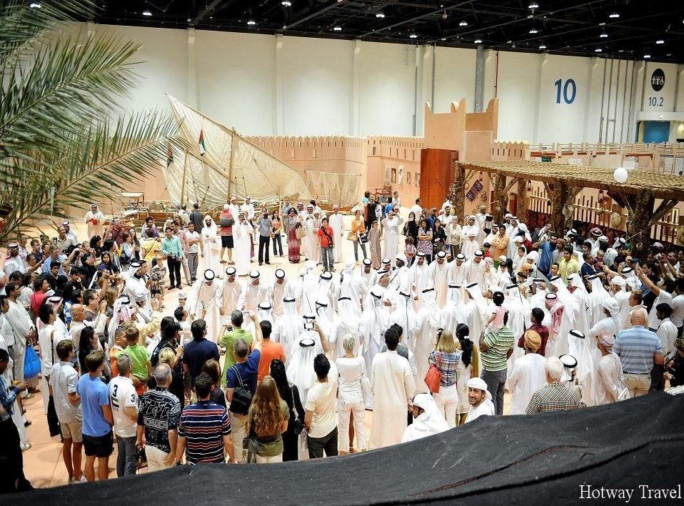 Отдых в Эмиратах в сентябре 12