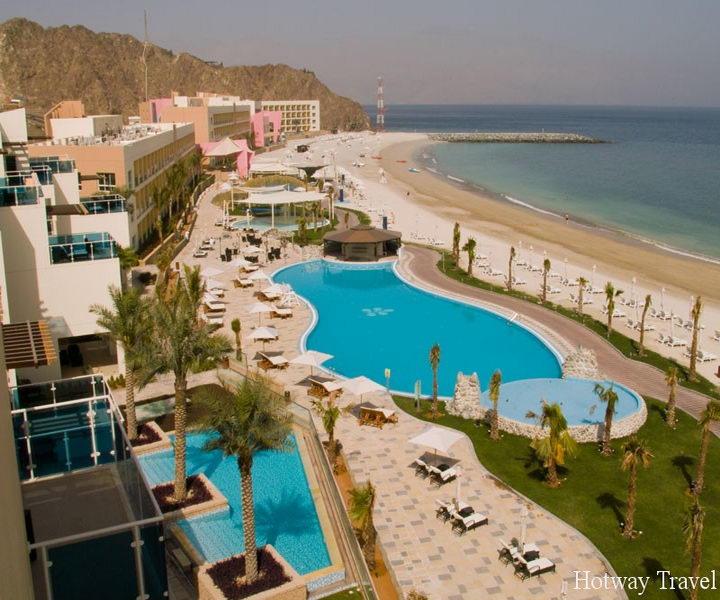 Отдых в Эмиратах в октябре сентябре 4