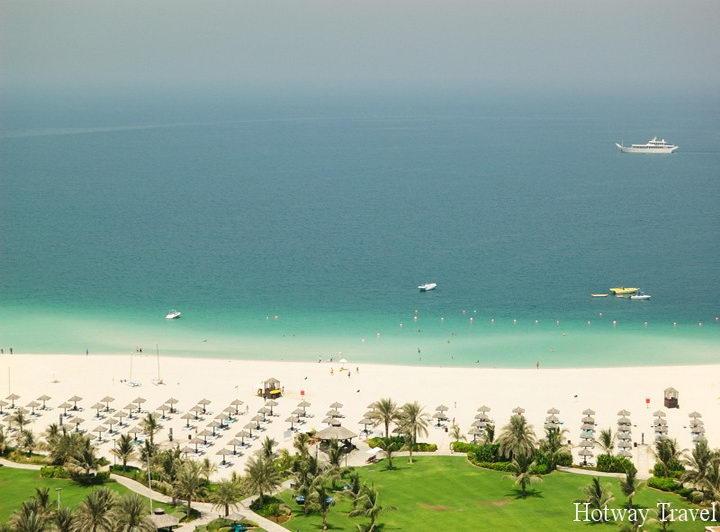 Отдых в Эмиратах в сентябре 6