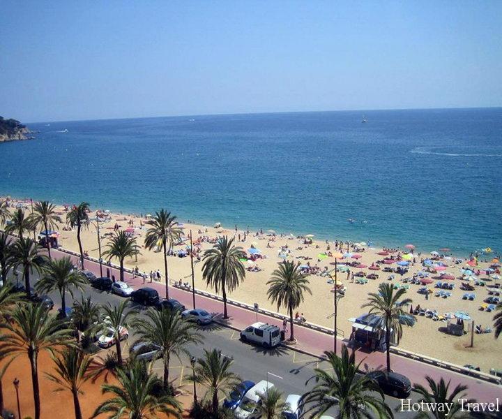 Отдых в Испании в сентябре Барселона