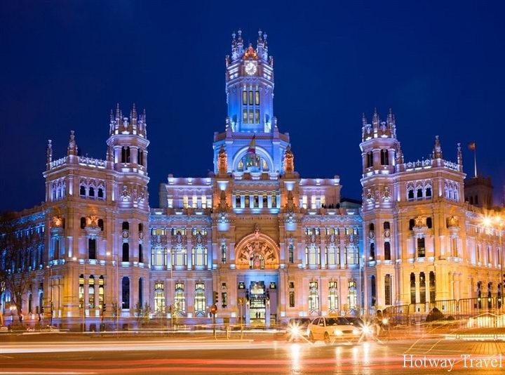 Отдых в Испании в сентябре мадрид