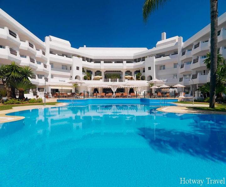 Отдых в Испании в сентябре отель