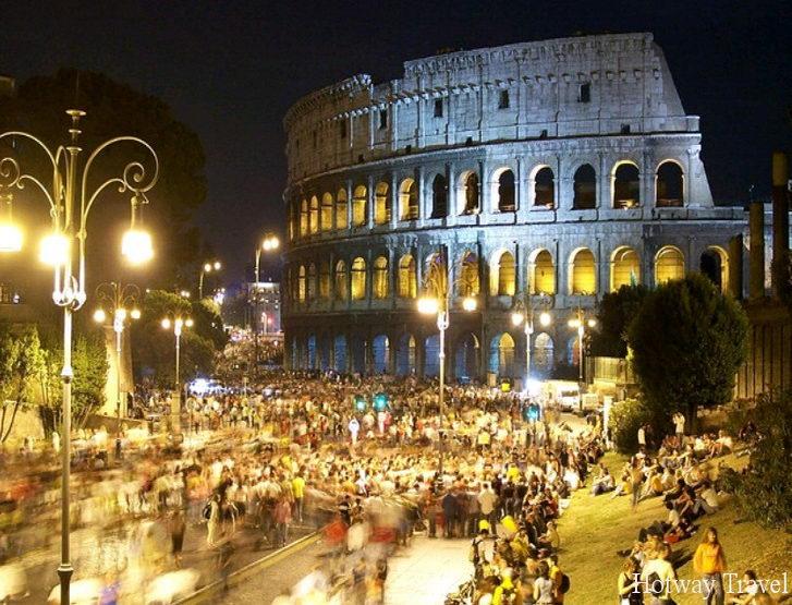 Отдых в Италии в сентябре Белая ночь