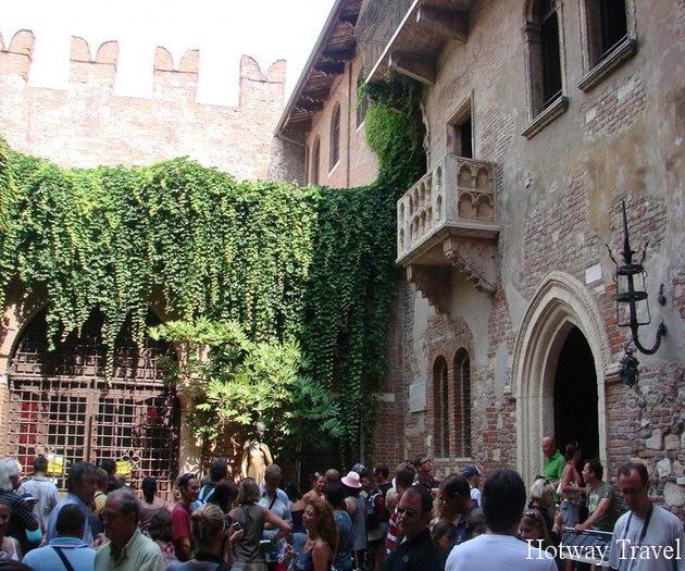 Отдых в Италии в сентябре Джульета