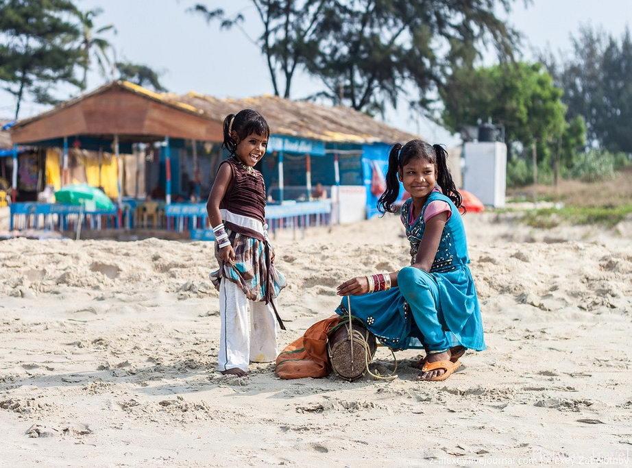 Отдых в сентябре 2015 в Индии 2