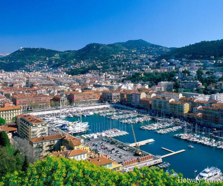 Отдых в сентябре 2015 во Франции Ницца