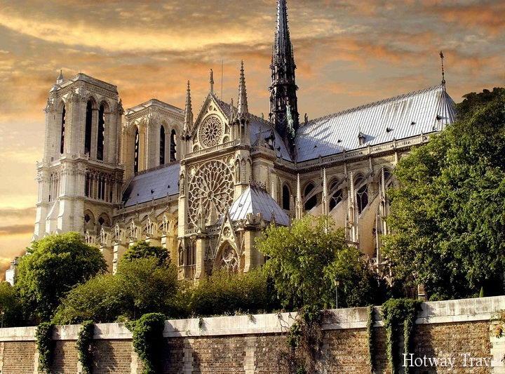 Отдых в сентябре 2015 во Франции Париж