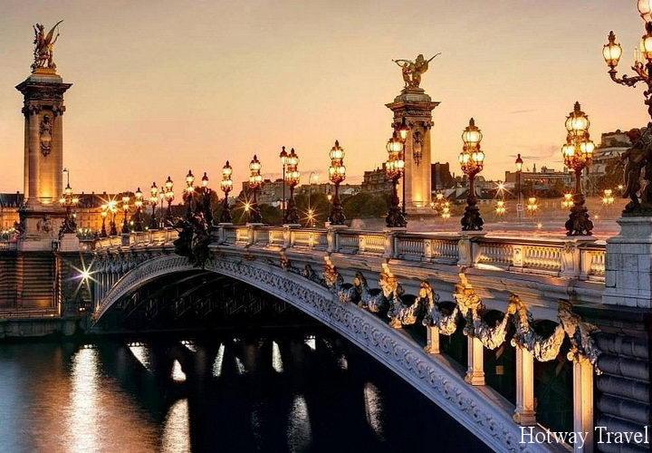 Отдых в сентябре 2015 во Франции вечер