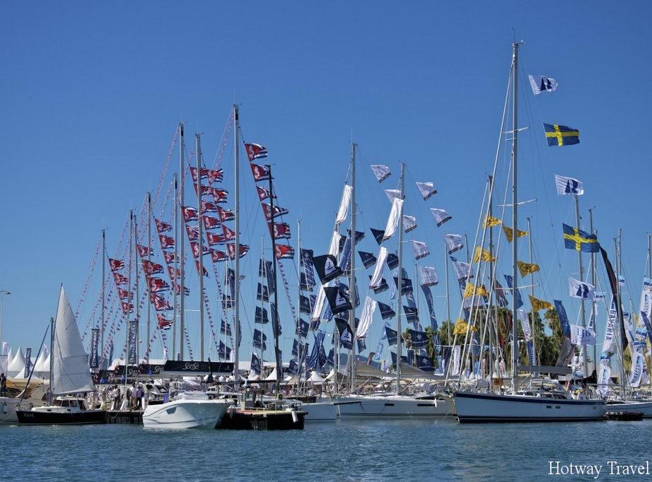 Отдых в сентябре 2015 во Франции яхты1
