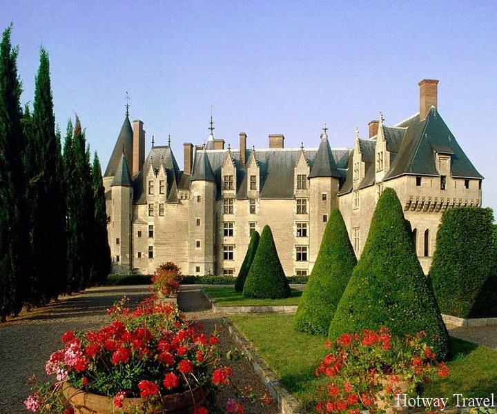 Отдых в сентябре 2015 во Франции замок