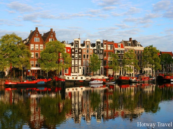 Отдых в Нидерландах в сентбре 2015
