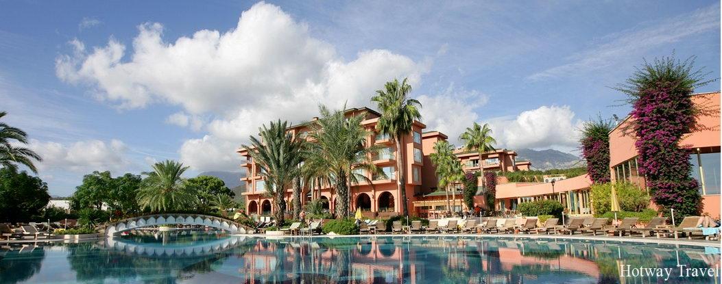 Отель Fantasia Hotel De Luxe, Кемер, Турция