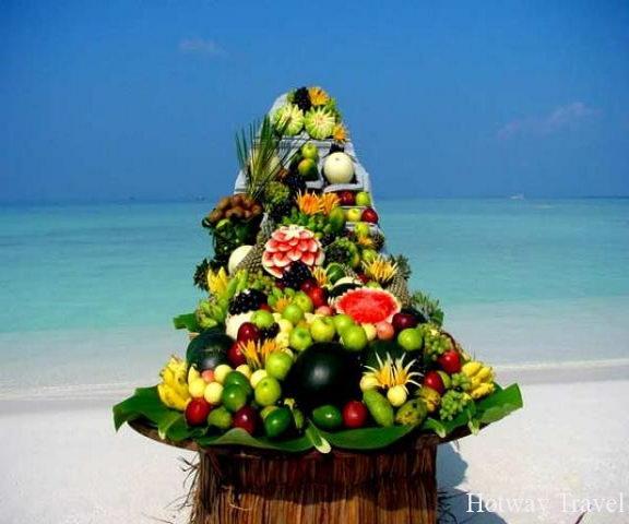 отдых на Мальдивах-4
