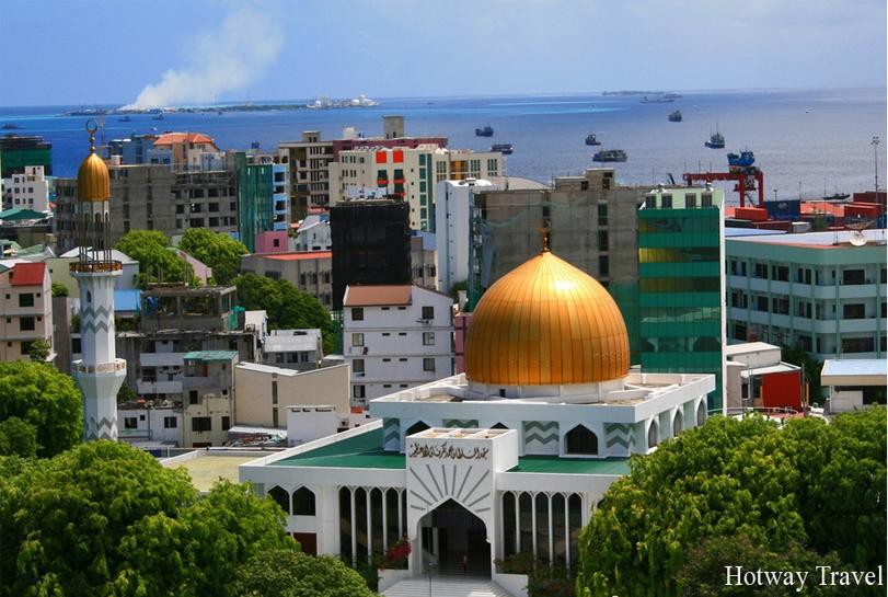 отдых на Мальдивах-6