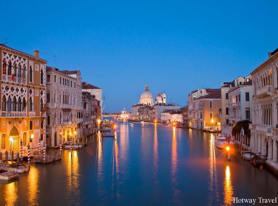 Отыдх в Италии в октябре 2015