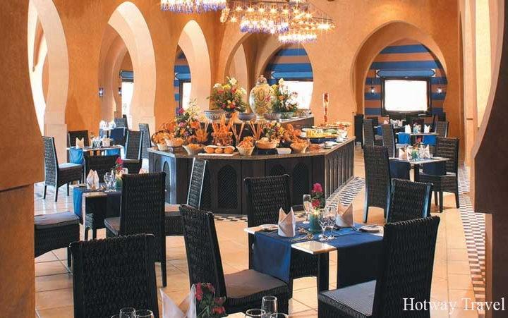 отель Jaz Belvedere 5*
