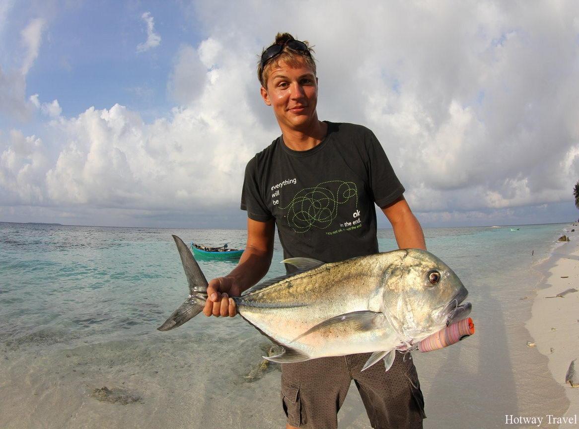 Отдых на Мальдивах в ноябре